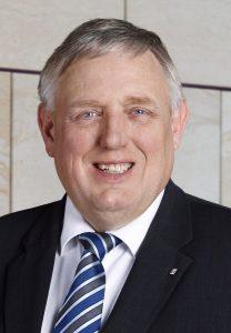 Minister für Arbeit, Gesundheit und  Soziales des Landes NRW - Karl-Josef Laumann.