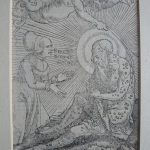 Hiob, Holzschnitt Holzschnitt aus: Hans von Gersdorff, Feldtbuch der Wundtartzney, Straßburg 1517 (Gesellschaft für Leprakunde e.V.)