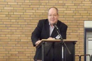 Manfred Igelbrink, Bezirksbürgermeister Münster-Nord