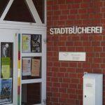 Eingang Stadtbücherei Kinderhaus