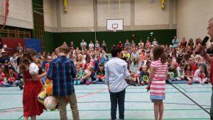 Sportlichste Grundschule 2016