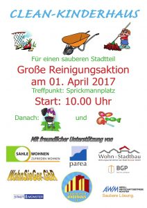Clean Kinderhaus 2017