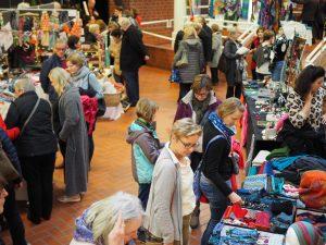 Kreativmarkt Nov. 2017 / Foto: Kap.8