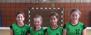 Mannschaftfoto der U14. Foto: SC Westfalia Kinderhaus.