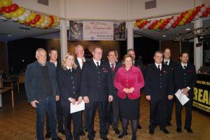 115. Stiftungsfest des Feuerwehrlöschzug Kinderhaus