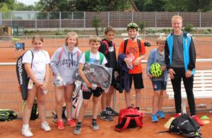 Ferien-Tenniscamp für Kinder