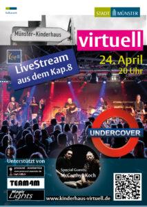 In diesem Jahr gibt es statt eines traditionellen Maifestes auf dem Idenbrockplatz eine Online-Live-Veranstaltung am 24. April ab 20 Uhr aus dem Stadtteilkulturzentrum Kap.8.