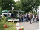 Sommerfest mit Geflüchteten 2017