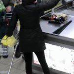 Wer kennt diese Frau? Foto: Polizei Münster