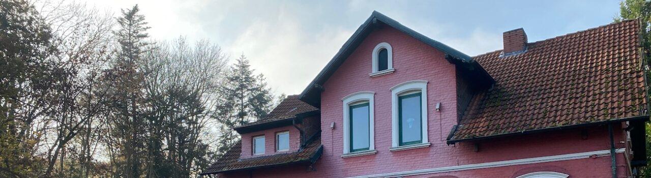 Ehemalige Postgebäude in Sprakel (Sprakeler Straße 2)