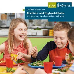 Qualitäts- und Hygieneleitfaden des Gesundheitsamtes neu erschienen
