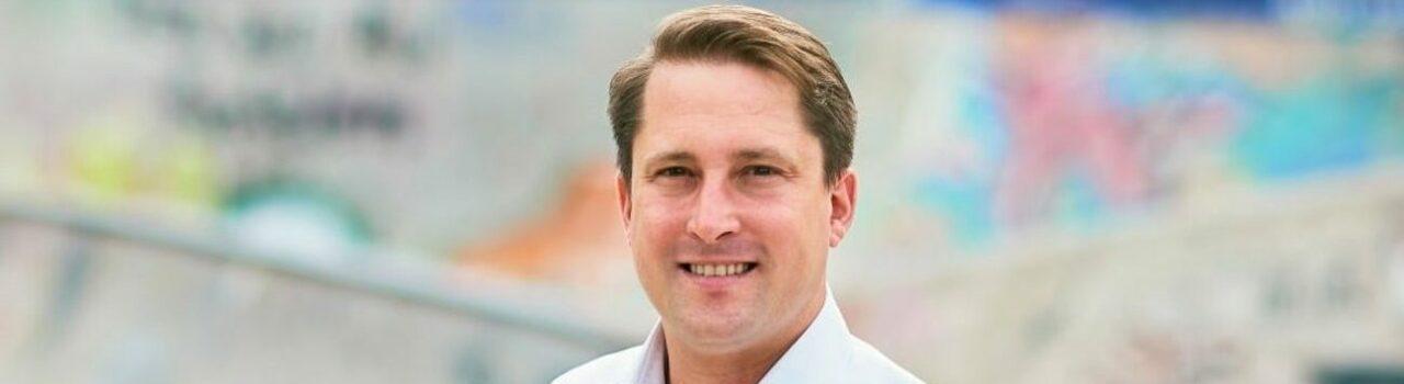 Ratsherr Jens Heinemann, familienpolitischer Sprecher der Rathaus-CDU.